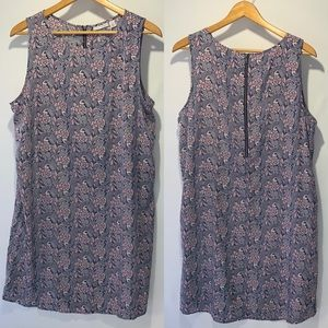 Halogen Sleeveless Shift Dress Size XL
